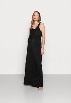 Anna Field MAMA - Vestido largo - black