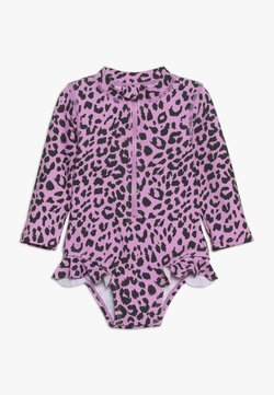 Cotton On - MALIA ONE PIECE BABY - Uimapuku - paradise purple