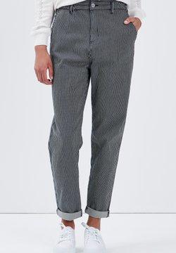 BONOBO Jeans - Stoffhose - denim stone