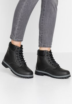 Fila - MAVERICK - Veterboots - black