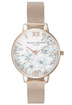 Olivia Burton - TERRAZZO FLORAL - Montre - roségold-coloured