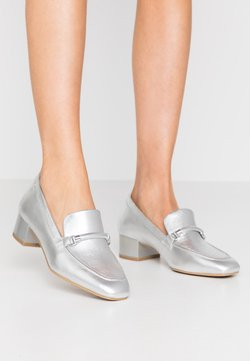 Tamaris - Loafers - silver
