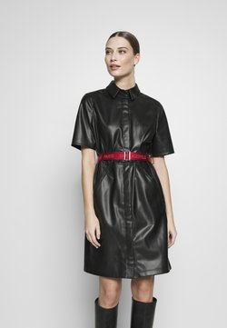 KARL LAGERFELD - SHIRT DRESS - Cocktailkleid/festliches Kleid - black