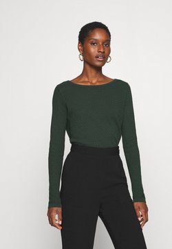 Esprit - Strickpullover - dark green