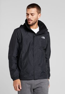 The North Face - RESOLVE JACKET - Hardshelljacke - black