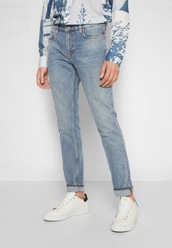 NN07 - SLATER - Slim fit jeans - light blue denim