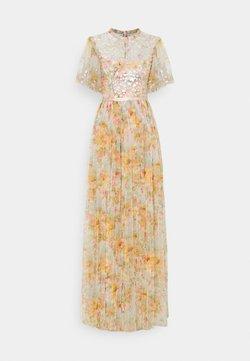 Needle & Thread - SUNSET SEQUIN BODICE MAXI DRESS - Ballkjole - ivory
