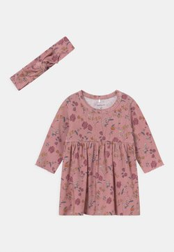 Name it - NBFLOVE DRESS - Vestido ligero - pale mauve