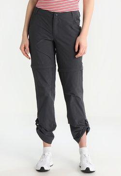 The North Face - EXPLORATION CONVERTIBLE PANT - Outdoor-Hose - asphalt grey