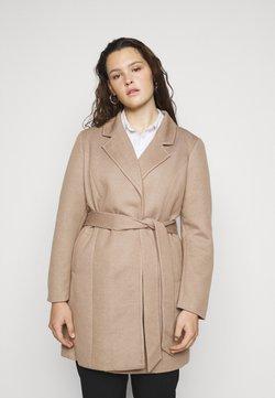 Vero Moda Curve - VMVERODONNA TRENCHCOAT CURVE - Classic coat - sepia tint