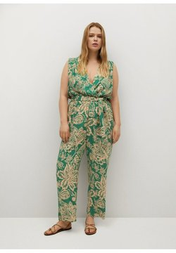 Violeta by Mango - COLOMBIA - Jumpsuit - green