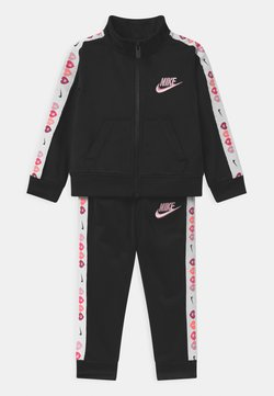 Nike Sportswear - FULL ZIP TRACK SET - Trainingspak - black
