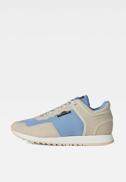 G-Star - CALOW BASIC - Sneakers laag - delta blue