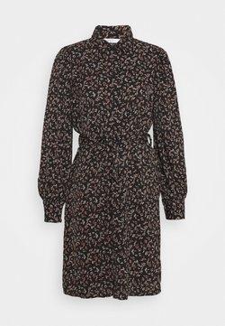 ONLY - ONLLUNA DRESS  - Blusenkleid - black