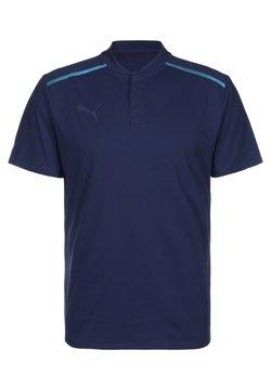 Puma - TEAMCUP - T-Shirt print - peacoat / navy