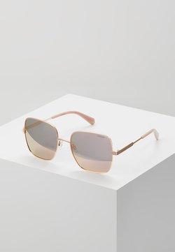 Polaroid - Gafas de sol - gold-coloured/pink