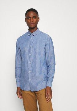 Selected Homme - SLHSLIMLINEN - Shirt - medium blue denim