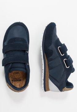 Woden - Sneakers laag - navy