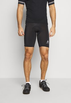 ODLO - SHORT ELEMENT - Tights - black