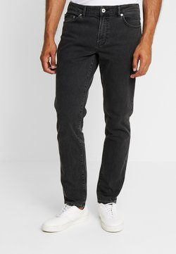 Solid - REGULAR RYDER  - Straight leg jeans - blue denim