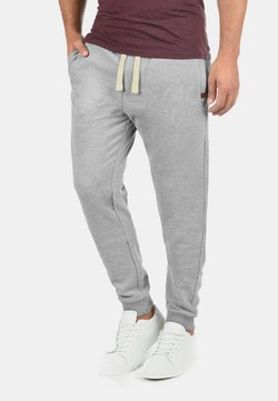 Blend - REGULAR FIT - Jogginghose - light gray
