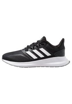 adidas Performance - RUNFALCON - Neutrala löparskor - core black/footwear white/grey three