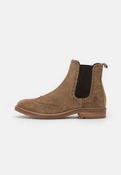 Bullboxer - Korte laarzen - beige/taupe