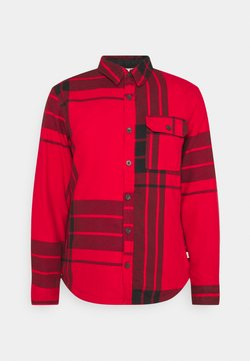 The North Face - CAMPSHIRE - Fleecetakki - red