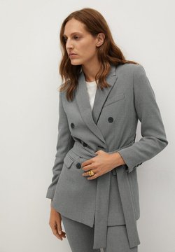 Mango - LONDON - Manteau court - grey