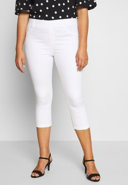 CAPSULE by Simply Be - AMBER  - Jegging - white
