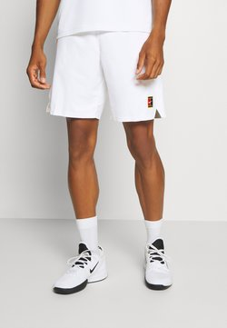 Nike Performance - ACE SHORT - kurze Sporthose - white