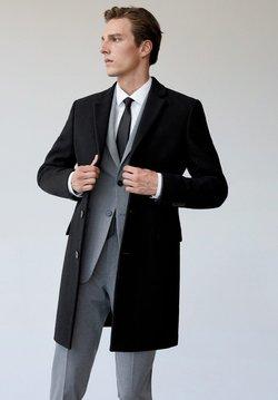 Mango - Manteau classique - zwart