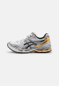 ASICS SportStyle - GEL-KAYANO 14 UNISEX - Sneakersy niskie - white/pure gold
