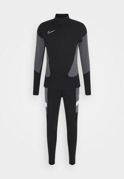 Nike Performance - DRY ACADEMY SUIT - Trainingspak - black/black/white/white