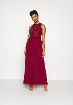 Lace & Beads - LINDA - Ballkjole - burgundy