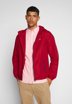 Tommy Jeans - PACKABLE - Windbreaker - deep crimson