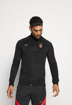 Nike Performance - GALATASARAY - Klubtrøjer - black/vivid orange