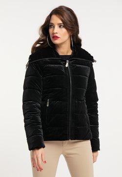 faina - Winterjacke - schwarz