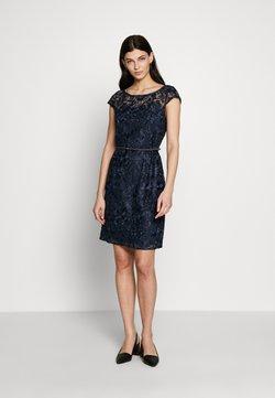 Esprit Collection - DRESS - Vestido de cóctel - navy