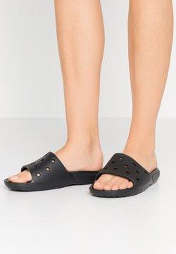 Crocs - CLASSIC SLIDE - Badslippers - black