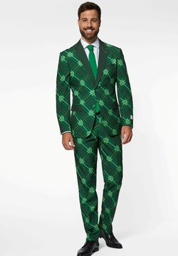 OppoSuits - SHAMROCKER - Anzug - green