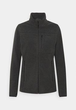 Norrøna - WARM2 JACKET - Fleece jacket - caviar melange