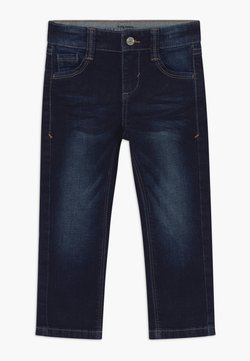 s.Oliver - Slim fit jeans - blue denim