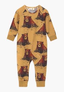 Walkiddy - GRIZZLY BEARS BABY UNISEX - Pyjama - yellow