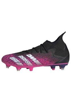 adidas Performance - Chaussures de foot à lamelles - black