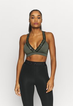 Nike Performance - INDY BRA - Urheiluliivit - twilight marsh/black