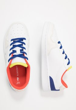 Lacoste - MASTERS CUP - Sneaker low - white/dark blue