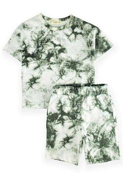Cigit - SET - Pijama - green