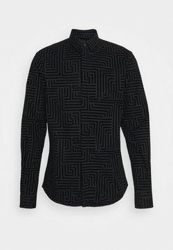 Twisted Tailor - HORLEY SHIRT - Businesshemd - black