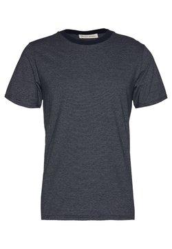 BY GARMENT MAKERS - UNISEX ADAM - T-shirt print - navy blazer